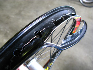 Busted Rim