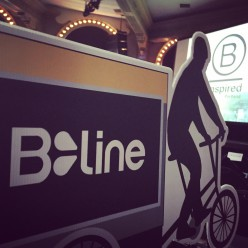 B-line presence at the B Inspired talks