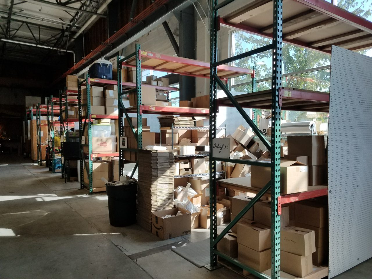 Warehouse Stalls